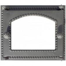 Дверка ДТ-6С (Р) топочная Север под стекло краш. (без стекла)