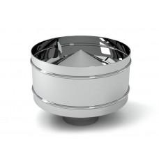 Дефлектор нерж. (AISI 430/0,5мм) (115х180)