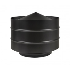 Дефлектор BLACK (AISI 430/0,5мм) (115х200)