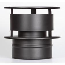 Конус с зонтиком РМ25 (Черный) (130)