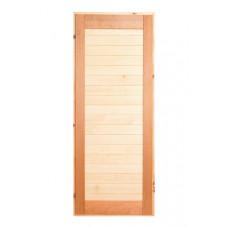 Дверь глухая 1,9х0,7 (Ольха), арт. ДГО