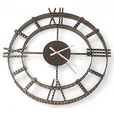 Часы кованные Везувий 2B
