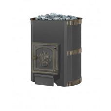 Банная печь ВЕЗУВИЙ Лава 16 (ДТ-4) без выноса